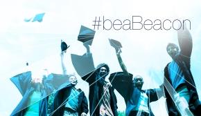 #beabeacon