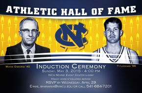 Hall of Fame Postcard 2015 front